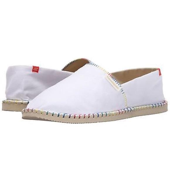 f8418b78c689 Havaianas Shoes - Havana s Espadrilles Sandal rainbow stitch